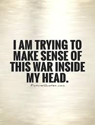Confused Quotes Amusing Not A War But More Like Argumentswhy Can't It Stop  I Wish There . Decorating Design