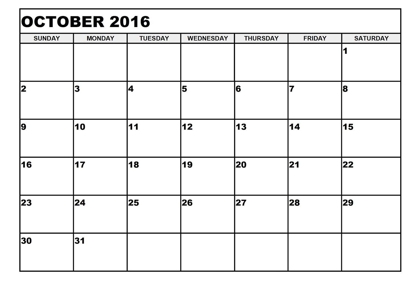 October Calendar Tamil   October Calendar