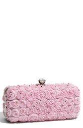 Natasha 'Rose' Minaudiere Box Clutch