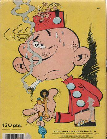 10 Personajes De Tebeo Yo Fui A Egb Personajes Mortadelo Y Filemon Personajes Comic