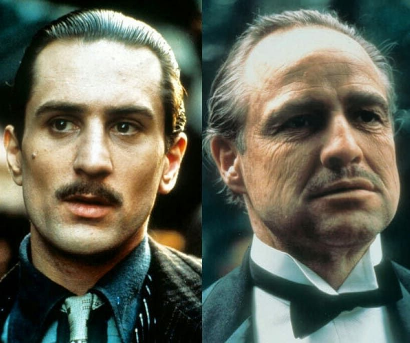 Which one gave the better performance?⠀Robert De Niro