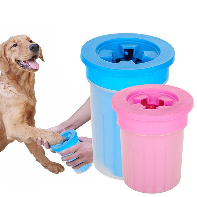 Portable Dog Paw Washer Cleaner Pet Paws Pet Accessories Dog