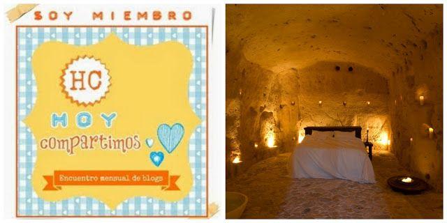 Hoy compartimos un lugar donde perderse: el Hotel Sextantio, la Grotte della Civita