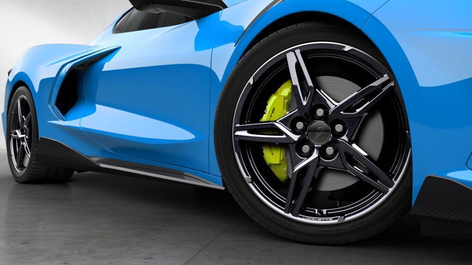 Here's what a 105,000 2020 C8 Corvette looks like