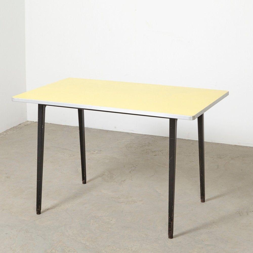 Friso Kramer Reform Table for Ahrend de Cirkel 1955
