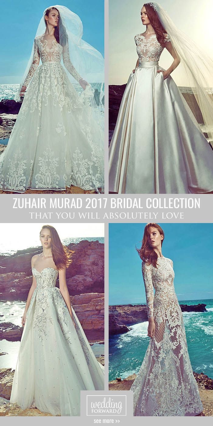 Amazing Zuhair Murad 2017 Bridal Collection | Bridal collection ...