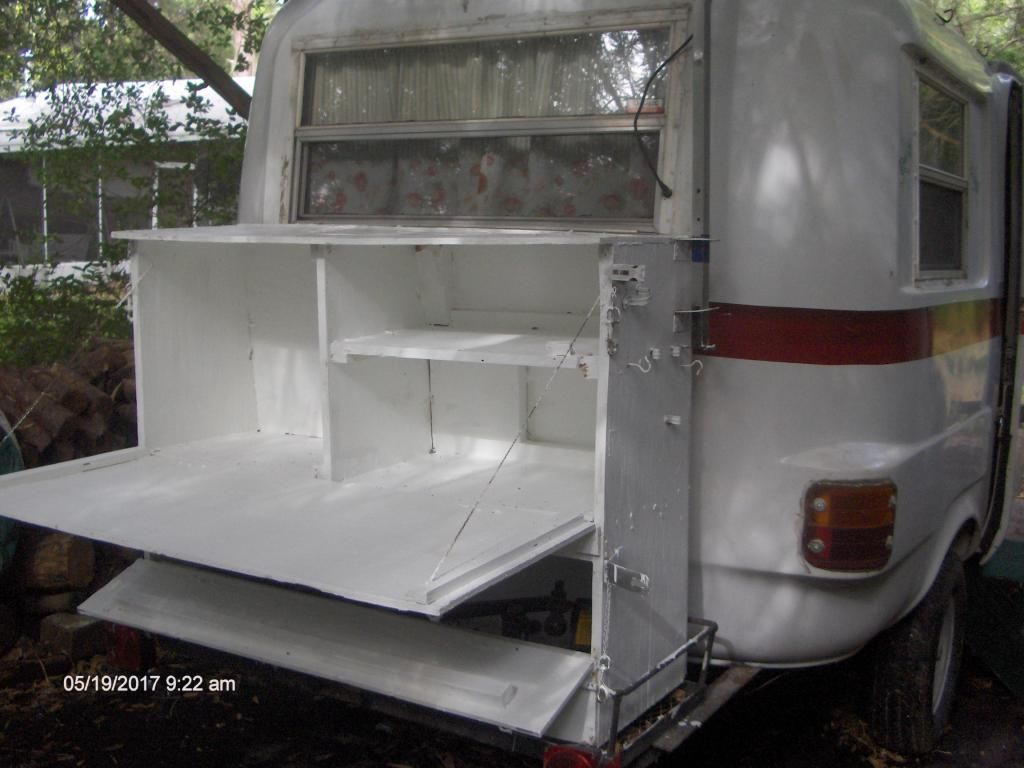 1984 U Haul Camper For Sale 3999 Brooksville Fl Fiberglass Rv S For Sale Campers For Sale Camper Trillium Camper