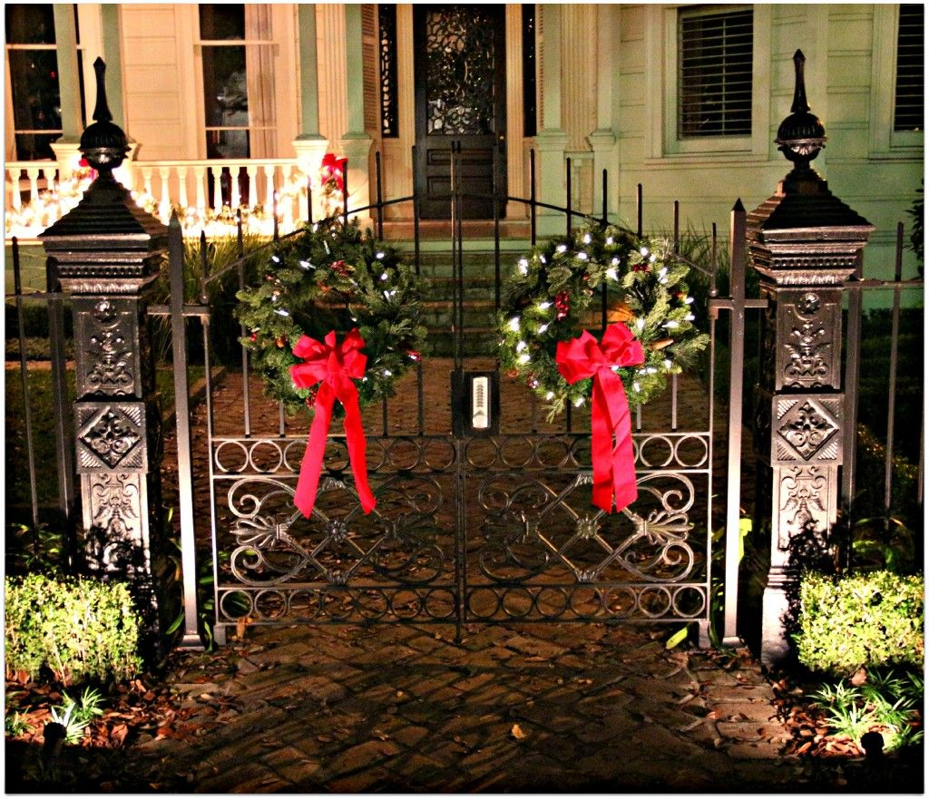 Nola Christmas is Special | Historic New Orleans Homes and The ...