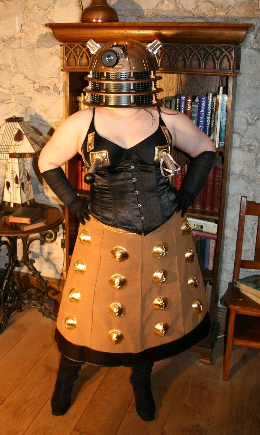 "dalek ""bizarro burlesque"" = unparralled awesome. 