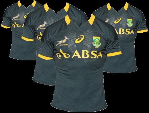 Springbok Magazine Springbok Springbok Rugby Rugby Team