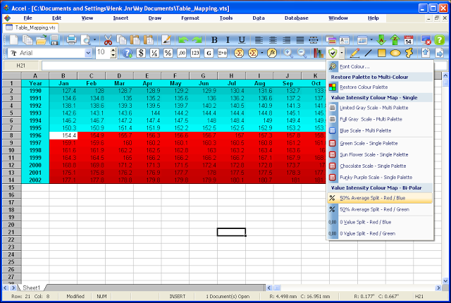SSuite Office Accel Spreadsheet 8.14 for windows 8.1