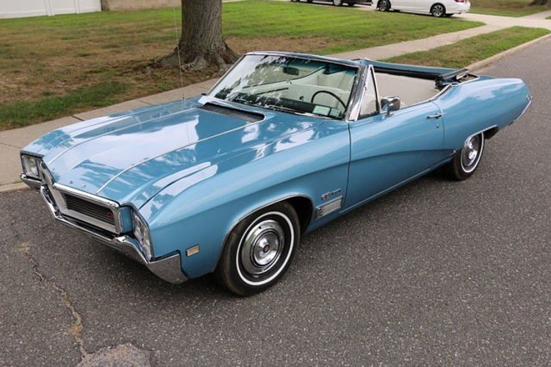 1968 Buick Gran Sport for sale 100782537 in 2020 Buick
