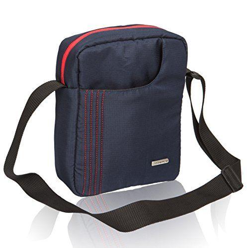 7e81cf4742 Cosmus Stitchwell Cross Body Sling Shoulder Side Bag For Men Multipurpose  (Navy.