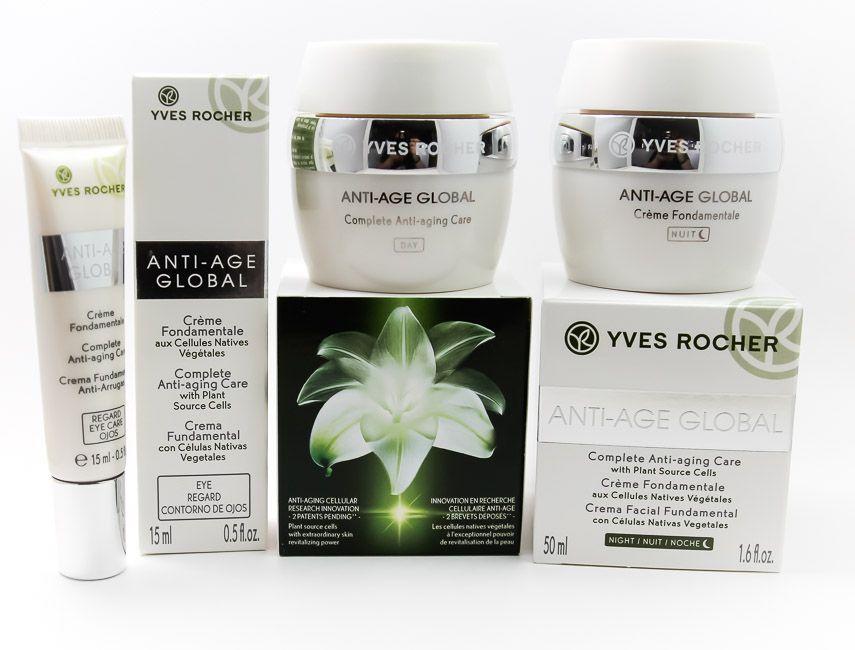 Yves Rocher Anit Age Global Skincare Skincare Pinterest Yves