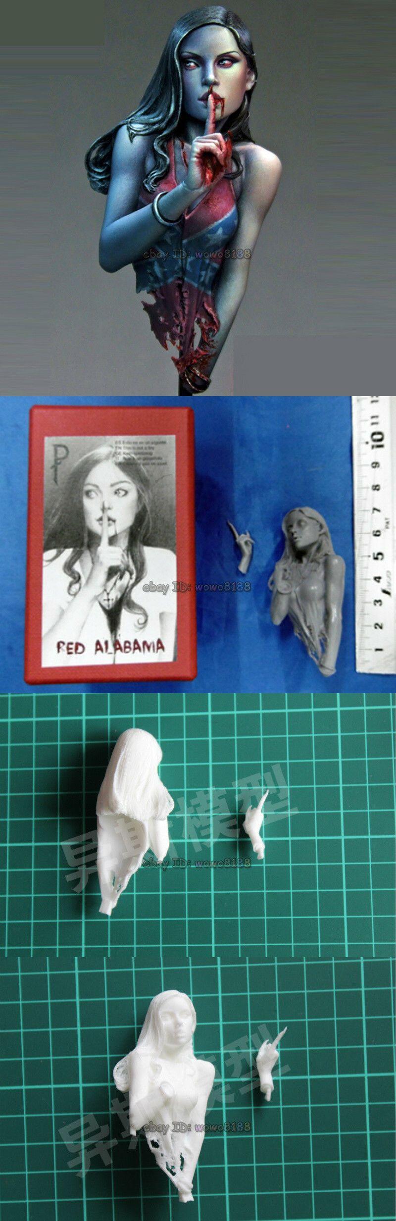 Unassembled NEW Tribal Warrior Figure Model Resin Unpainted Garage Kits Statue