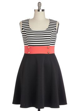Main Street Market Dress, #ModCloth