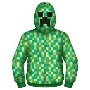 4e061089187 Boys  Minecraft Hoodie Kids Christmas