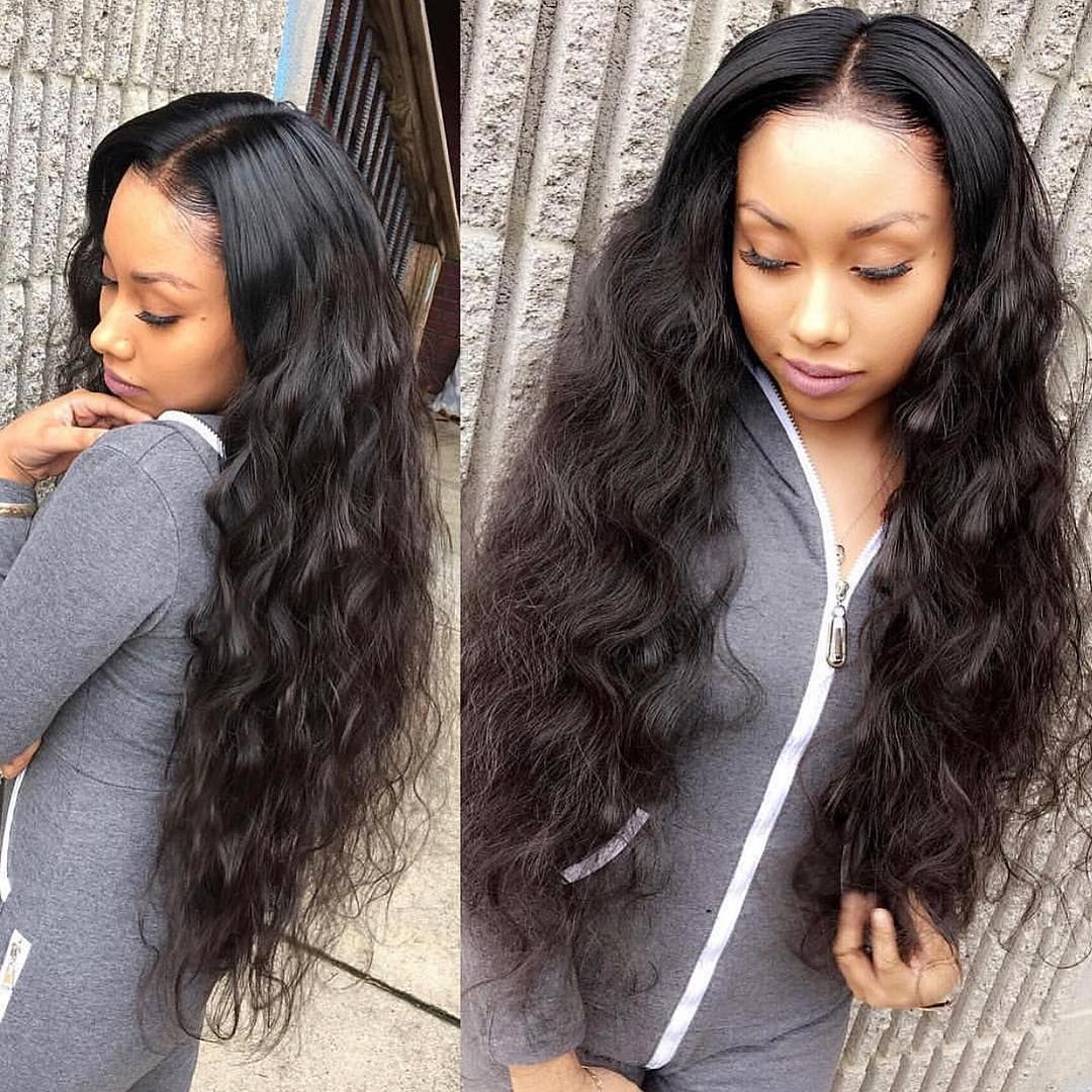 stylish weave hairstyles for prom 2019 - page 7 of 46