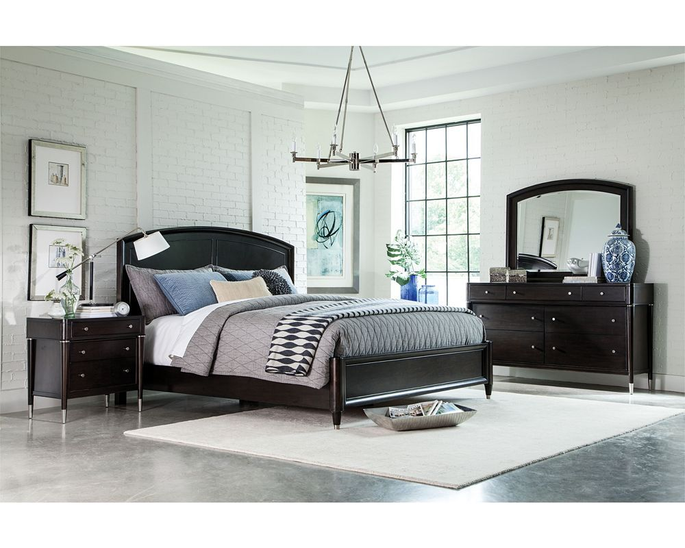 Vibe Panel Bed (SKU 4257 BED) Broyhill furniture