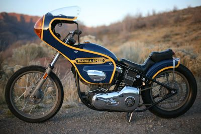"Harley Davidson Turbo ""Bosozoku"" by Pangea Speed - Lsr Bikes"