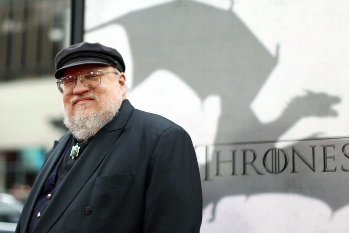 George R.R. Martin on five characters he wishes were in Game of Thrones | Watchers on the Wall | A Game of Thrones Community for Breaking News, Casting, and Commentary