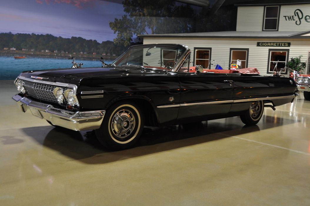 1963 Chevrolet Impala SS 409 Convertible | Old Rides 4 | Pinterest ...