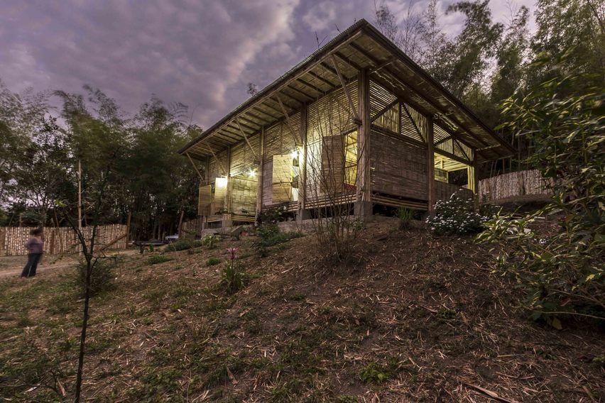 Casa de Bambú en Manabí, Ecuador - Arquitectura Vernácula 7