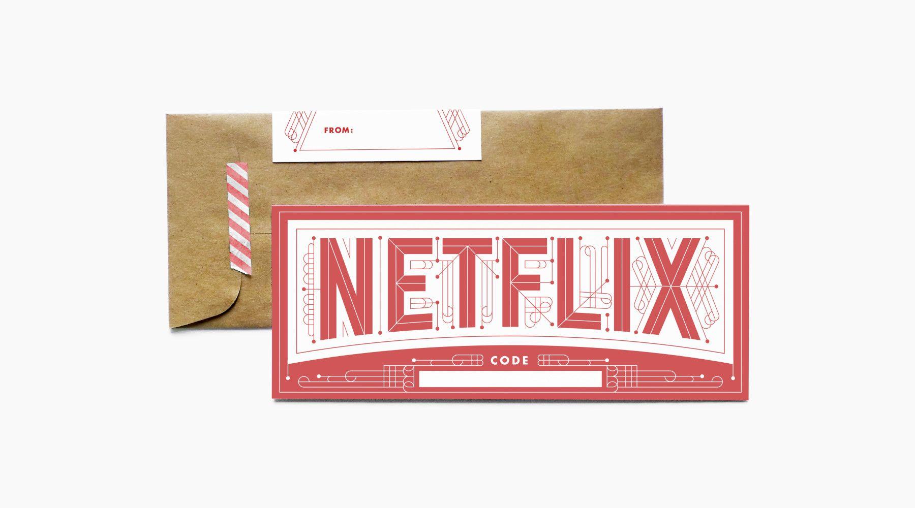 Free Netflix Gift Card Design Pinterest Netflix Gift Card