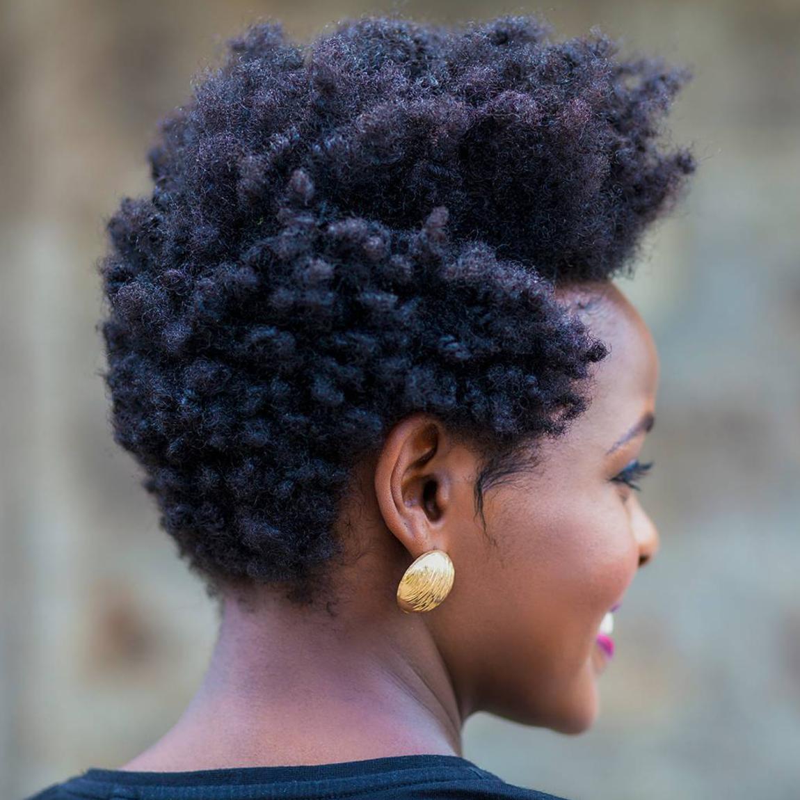 Easy hairstyles for c hair t w a u s pinterest c hair