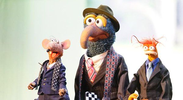 You've never seen #SquadGoals like this, okay. Watch a new episode of #TheMuppets tomorrow at 8:30|7:30c on ABC! Pepé the King Prawn, February 2016