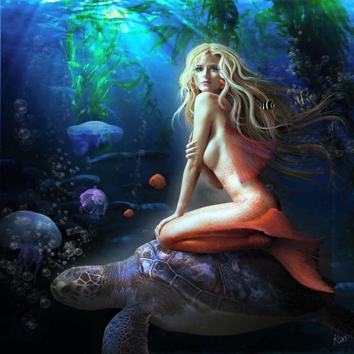 Happy Mermaid Monday!