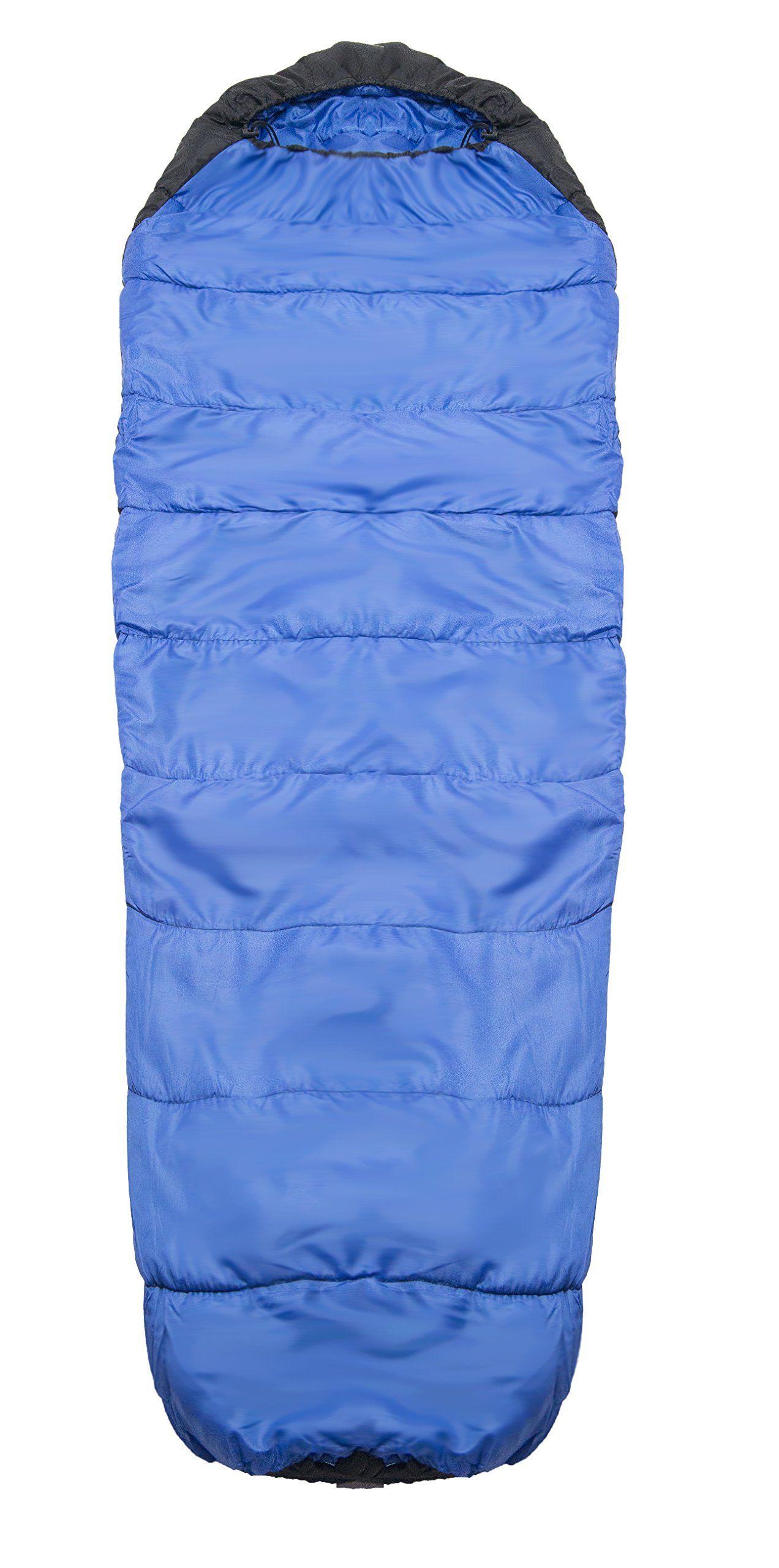 World Famous Sports 15 Degree Mummy Sleeping Bag 91 X 32 Or Fits