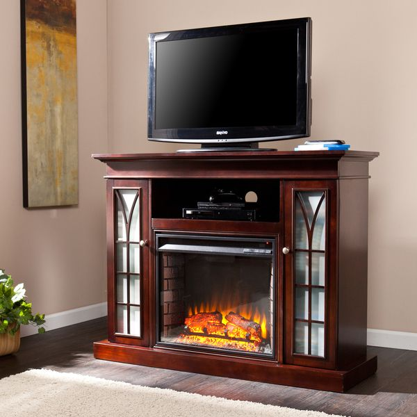 by grey real flame free gray thayer fireplace home product shipping garden today electric overstock