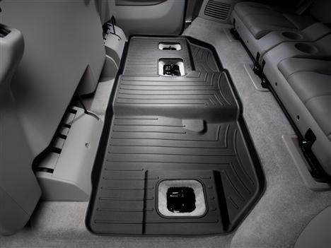 Chevrolet 2008 Suburban Floorliner Floor Liners Suburban Chevrolet Suburban