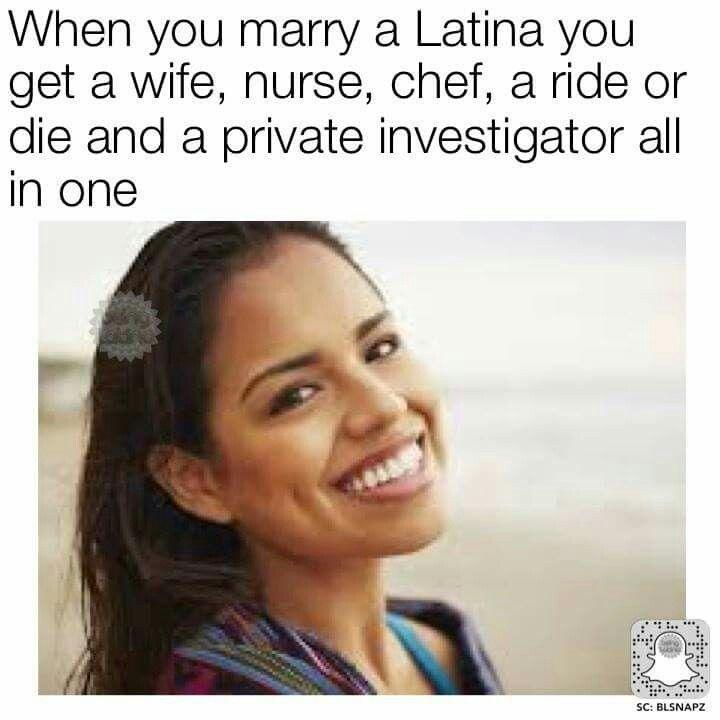 Latina Girlfriend Wife