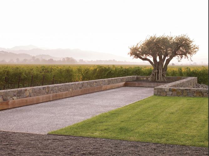 austere chic andrea cochran minimalist landscapes - Minimalist Landscape Architecture