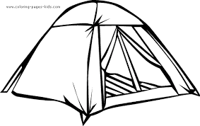 Image Result For Cuttable Camping Tents Tent Drawing Camping Drawing Free Clip Art