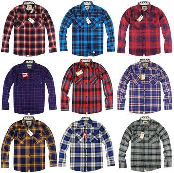 camisas de cuadros = shirt