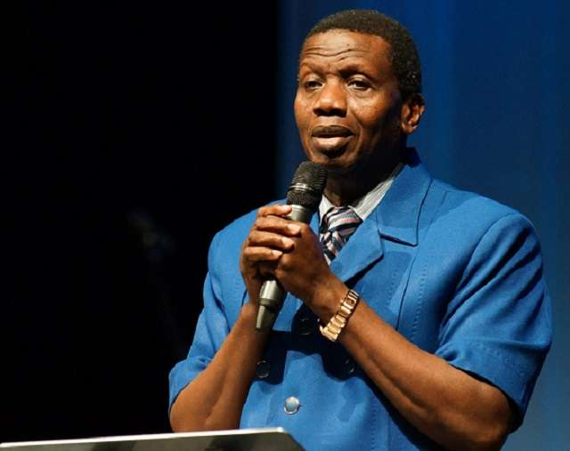 Pin on 2019 Pastor Enoch Adeboye releases prophecies for