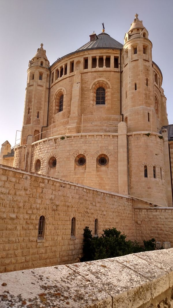 The Upper Room Place Of The Last Supper Holy Land Israel Holy Land Jerusalem