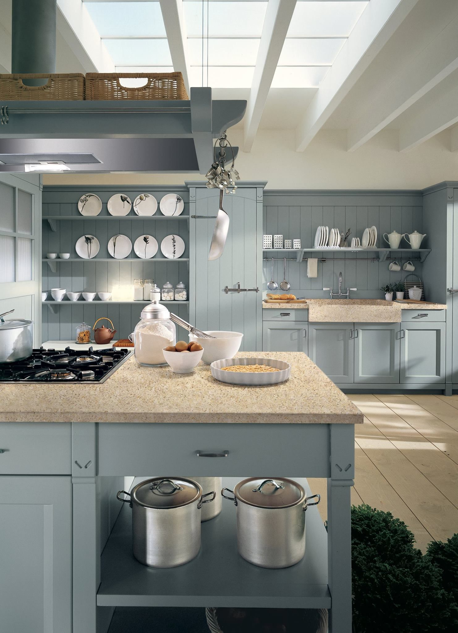 Minacciolo english mood kitchen minacciolo cucine e for Arredamento english
