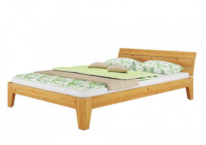 Nett Bett Massivholz 120x200 Deutsche In 2018 Bed Double Beds
