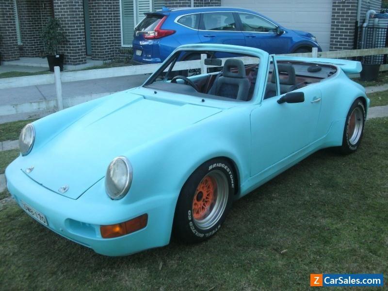 Porsche 930 Replica Kit Car Beach Buggy Volkswagen Beetle Ferrari