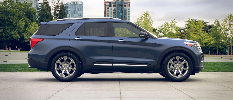 2020 Ford® Explorer SUV Photos, Videos, Colors & 360