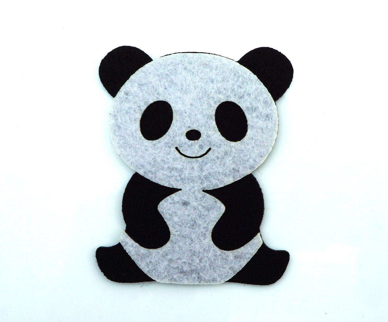 Iron On Appliques Various Panda