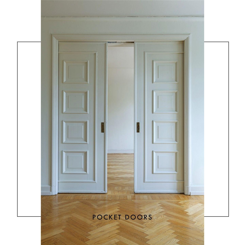 Double Pocket Door Hardware Door Design Interior Pocket Doors Double Pocket Door