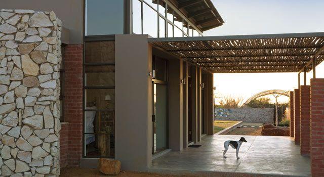 Top Billing Features A Beautiful Bloemfontein Farm House African