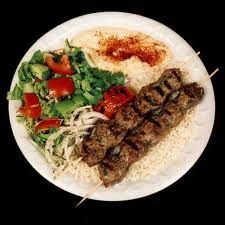 Libanese kofta