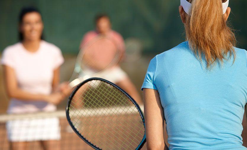 Adult Group Tennis Classes Intermediate Marrickville