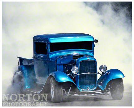 Sapphire Smoke.